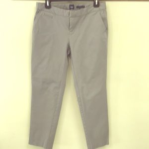 🌿GAP Stretch Ankle Pant Like New